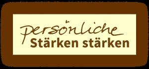 Logo persönliche Stärken stärken
