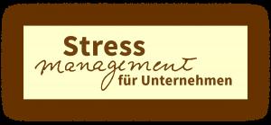 Logo Stressmanagement für Unternehmen