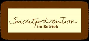 Logo Suchtprävention im Betrieb